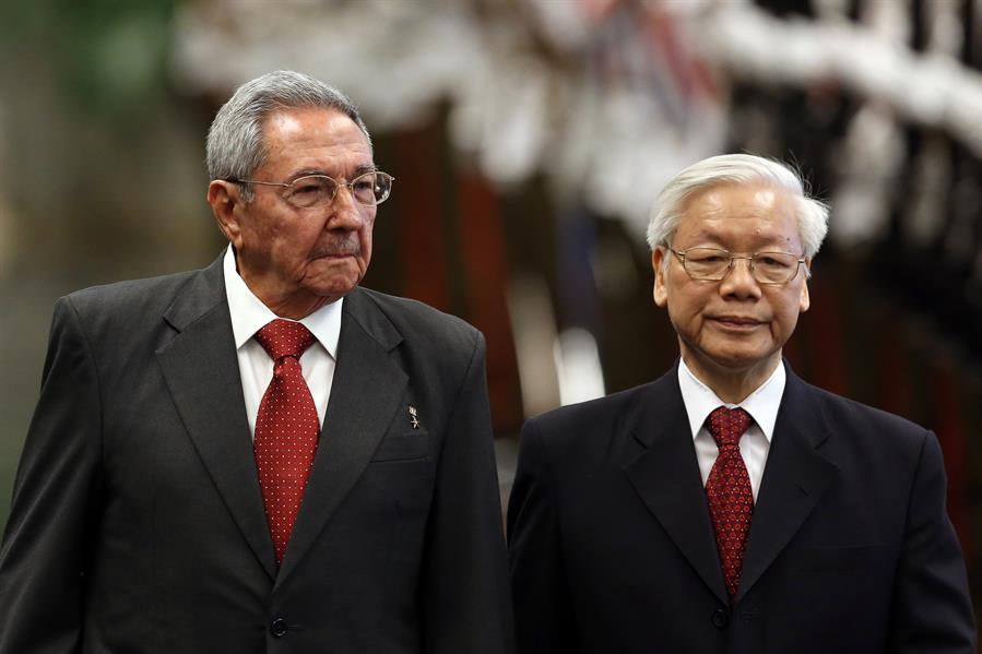 Cuba y Vietnam ratifican su interés por profundizar las relaciones