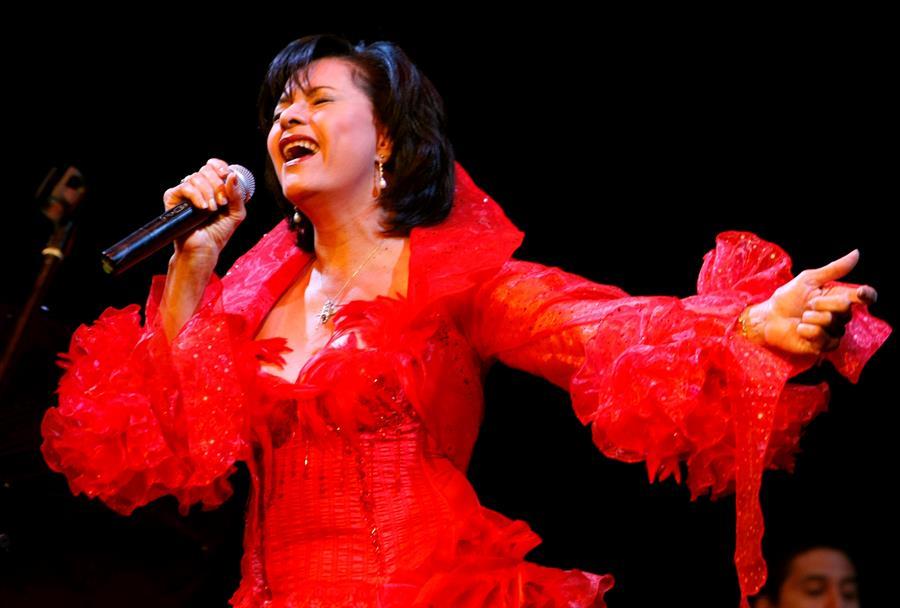 Falleció la popular cantante Farah María, La Gacela de Cuba