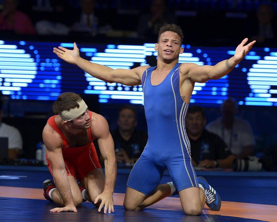 Lucha cubana aseguró 12 boletos para los Juegos Olímpicos de Tokio