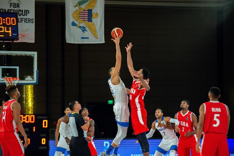 República Dominicana vence a Cuba 60-96 en el clasificatorio AmeriCup 2022