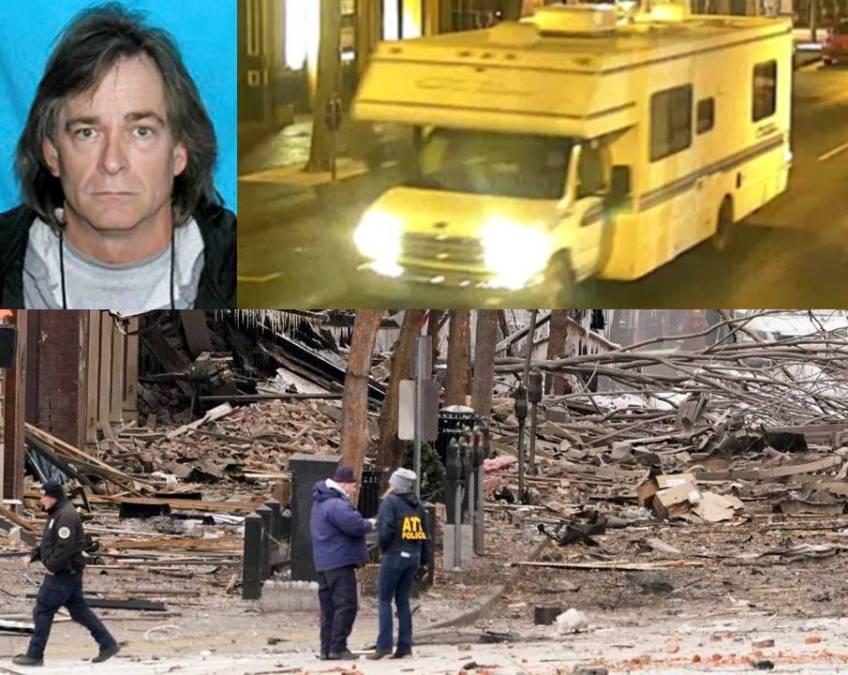 Anthony Quinn Warner, responsable de la explosión de Nashville