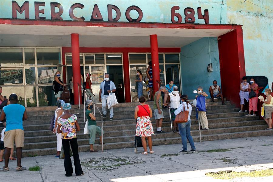 Cuba registra 96 nuevos casos de coronavirus, la mayoría en el occidente