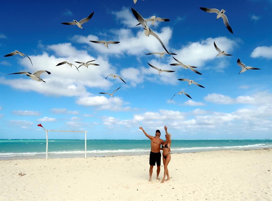 Sol, playa y seguridad: el reclamo turístico de Cuba