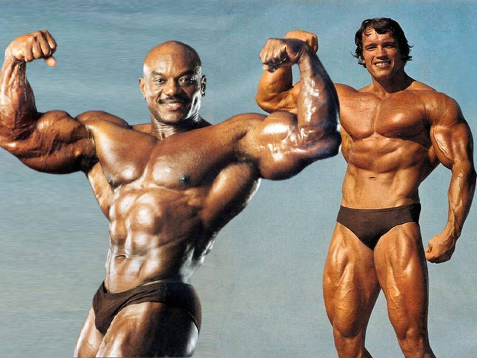 Sergio Oliva, el cubano que derrotó a Arnold Schwarzenegger