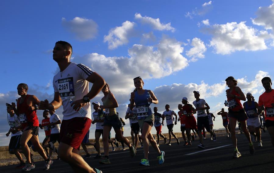 Cancelado el medio maratón en Varadero por la covid-19