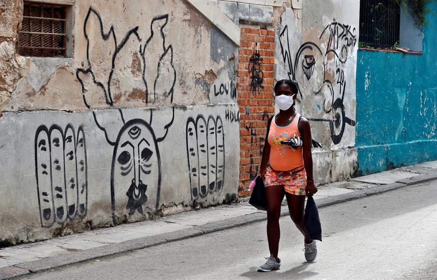 Cuba registra 169 nuevos casos de la covid-19