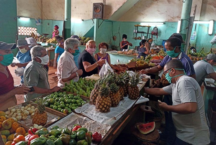 Cuba registra su máximo diario con 650 nuevos contagios de covid-19