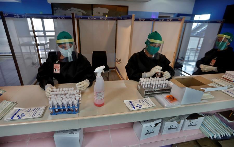Cuba supera los 13.000 casos de COVID-19